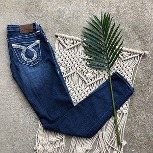 Big Star Denim Sweet Skinny Jeans Size 28